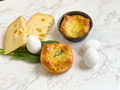 C'est Gourmet Spinach & Cheese Breakfast Souffle, RTB