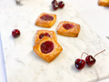 Mini Cherry Danish, RTB