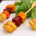 Gluten-Free Roasted Root Vegetable Kabob