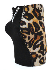 Can Koozie ~ Safari Cheetah Diamonds ~ 21414