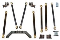 TJ Pro Series 3 Link Long Arm Upgrade Kit Clayton Offroad
