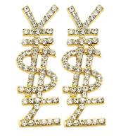 Y S L Earrings