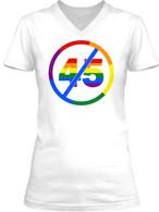 Dump President #45 - LGBT & Camo