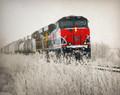 Rock Island Railroad Engine, Walford, IA