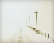 Iowa White Out #2, Iowa County, IA