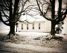 Church of New Jerusalem, Near Norway, IA