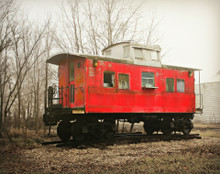 Red Caboose, Walford, IA