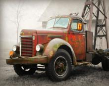 The International, Well Truck, Walford, IA