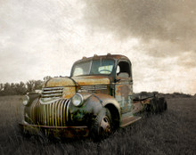 Weathered Chevy