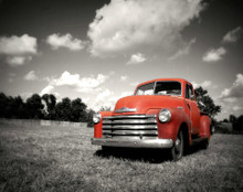 Red Chevy