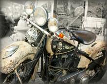 Piston Splitters, Vintage Harley, Davenport, IA