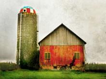 The Patriot's Barn, Near Baraboo, WI