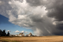 Storm Moving In, Near Walford, IA