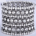 BGB - Crystal Stretch Bracelet (3 rows)