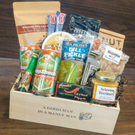 Manly Man Gift Crate - Large