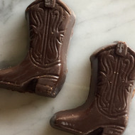 Chocolate Cowby Boot - 0.50 oz