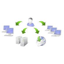 Non-Profit Setup Workstation to Domain