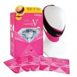 Mask House Diamond V-Fit Mask (5 Masks + 1 Band)