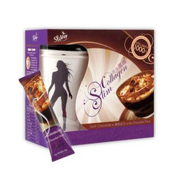 SliMor Slimming Collagen Le Chocolat Noir (7 packs)