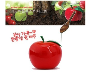 TONY MOLY Red Appletox Honey Cream (80ml)