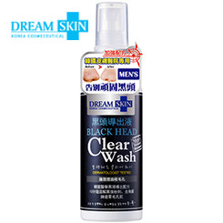 Dream Skin - MEN's Black Head Clear Wash Stronger Version (100ml)