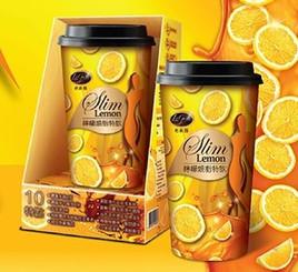 LaGusto Slim Lemon Powder (7 packs)