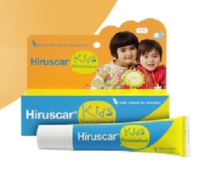 HIRUSCAR Gel for Kids Scars and Dark Marks (20g)