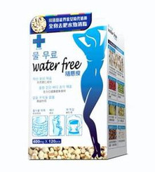 UNI NIPPON LABO SLIM Water free 120 pieces (400mg each)