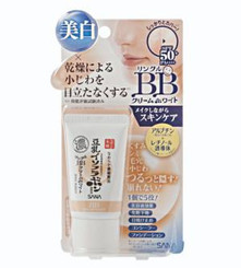 Sana SOYA MILK BB Cream White SPF50+ PA++++ (30g)