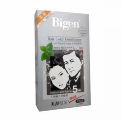 Bigen Hair Color Conditioner (Natural Black)