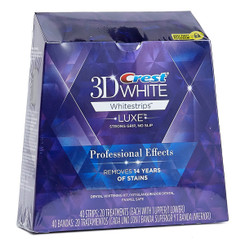Oral-B Crest 3D White Strips Prof Effect