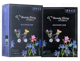 My Beauty Diary - Iris Moisturizing Elasticity Mask 8 pcs