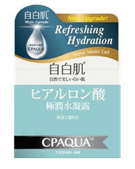 WHITE FORMULA 自白肌 Super Moist Gel with Hyaluronic Acid 50g