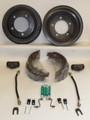 Drum brake kit 10 front kit