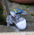 "6"" Donkey Premium Plush Toy"