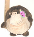 Monkey Large Plush Tubbie Toy