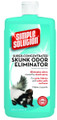 Simple Solution Skunk Odor Eliminator (16 fl. oz.)