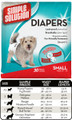Simple Solution Disposable Diapers (Small, 30 pack)