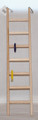 24 Inch Hardwood Bird Ladder