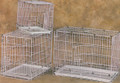 Collapsible Dog Cage 30x18.5x22H