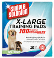 Extra Large Training Pads - 10 Pad Pack