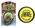 Puppy Puck Rubber Dog Toy