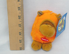 "Baby Gorilla Toy 5"" Tall Plush"