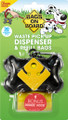 Bags on Board Bone Dispenser Pack BLACK