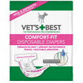 Vet's Best Comfort-Fit Disposable Female Diapers (12 Pack)