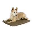 Lectro-Soft Outdoor Heated Bed Medium Tan
