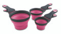 KlipScoop Portion Control  - Medium Pink