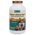 Brewer's Dried Yeast Formula with Garlic Flavoring Plus Vitamins Tabs 1,000 ct.