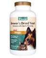 Brewer's Dried Yeast w/ Omegas 1,000 ct.