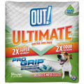 OUT! Ultimate Quilted Pro Grip Dog Pads - 50 Count - USA Made
